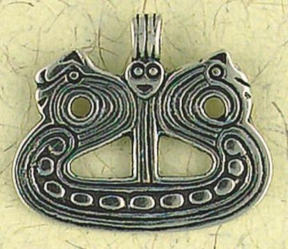 Viking ship pendant museum store company gifts jewelry and more viking ship pendant on cord norse and viking collection photo museum store company aloadofball Choice Image