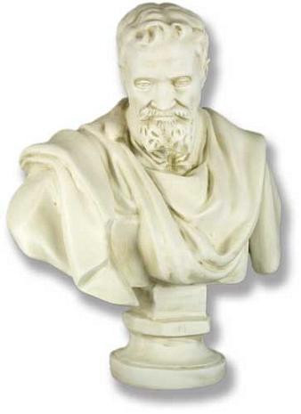 Michelangelo Bust - Photo Museum Store Company
