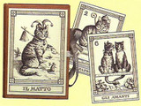 Gatti Originali Cards - Photo Museum Store Company