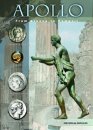 Apollo From Greece to Rome - Coins of the Olympian God Apollo (480 to 336 BC) - Photo Museum Store Company