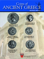 Coins of Ancient Greece - Ancient Greek Coins 735 to 300BC - Photo Museum Store Company