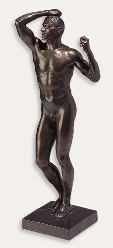 Age of Bronze, by Rodin - Photo Museum Store Company