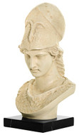Athena - Goddess of Wisdom Bust - Photo Museum Store Company