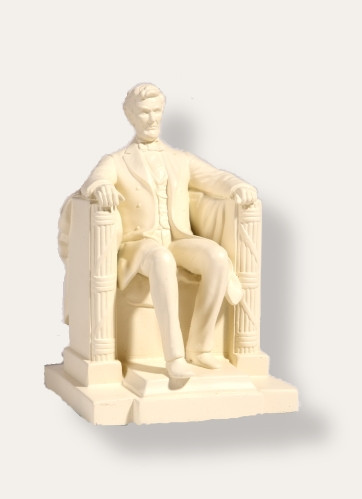 Seated Lincoln President Abraham Lincoln Daniel Chester