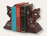 Thinker Bookends, Rodin, Original Baltimore Museum of Art - Photo Museum Store Company