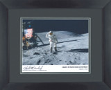 Apollo 16 - Autographed and Signed by Charlie Duke - Photo Museum Store Company