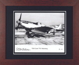 Old Crow P51 Mustang - Autographed and Signed by Bud Anderson - Photo Museum Store Company
