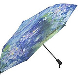 Monet Water Lilies Folding Umbrella- Photo Museum Store Company