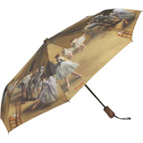 Degas Ballerinas Auto super-mini Umbrella - Photo Museum Store Company