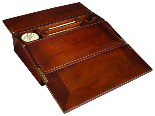 Campaign Lap Desk Historic Models Authenic Museum