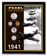 Collector's Pearl Harbor Collection - Actual Authentic Collectable - Photo Museum Store Company