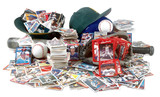 Collector's 1000 Baseball Cards from 7 Decades - Actual Authentic Collectable - Photo Museum Store Company