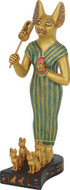 Royal Bastet Statue, Small Sculpture - Photo Museum Store Company