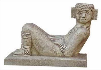 Chac-Mool - Mayan Messenger to the Gods - Photo Museum Store Company