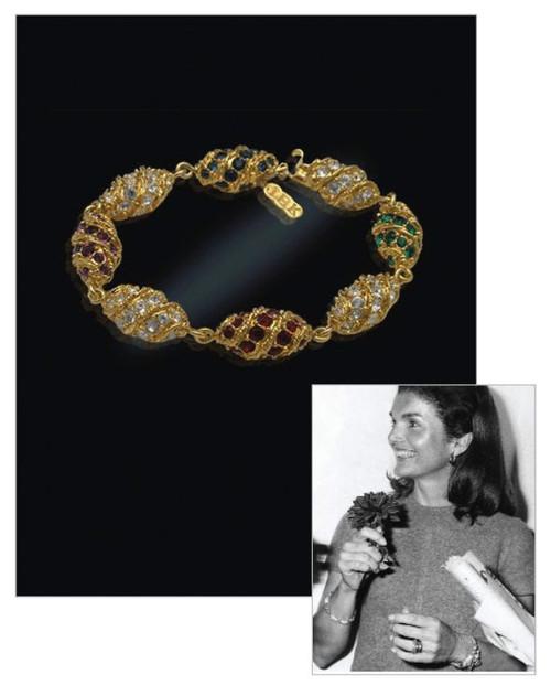 The Royal Egg Bracelet President Presidential History