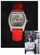 Jacqueline Jackie Kennedy Collection - The Merrywood Watch - Photo Museum Store Company