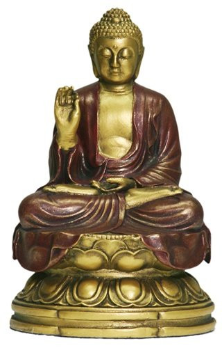Chinese Buddha Teaching Pose Sculpture Amp Statues 7088