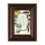 Every Good & Perfect - Mini Framed Print / Wall Art - Photo Museum Store Company