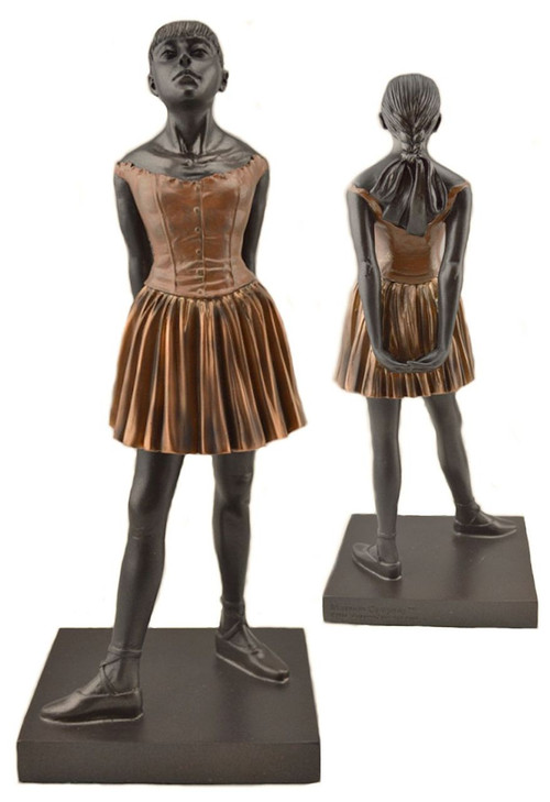 Large Degas Dancer : Norton Simon Museum of Art, Los Angeles, 1881 A.D. - Photo Museum Store Company