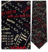 Engineering Necktie - Museum Store Company Photo