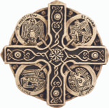Book of Kells Cross - Co. Meath, Ireland - Museum Store Company Photo