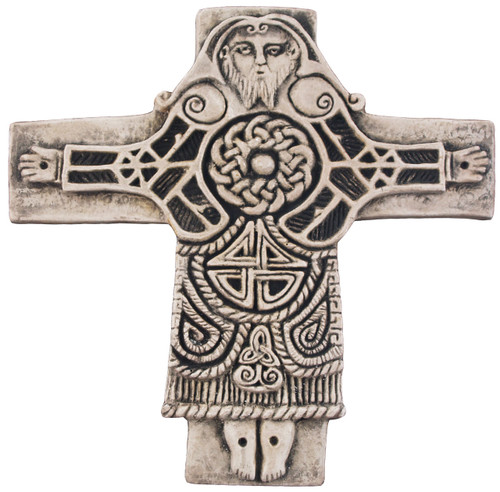 Manx Crucifix Cross Calf Of Man Isle Of Man Celtic