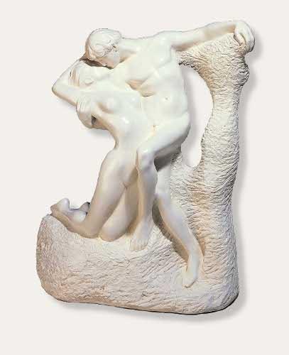 Rodin Eternal Springtime Sculpture - Rodin Museum - Museum Store Company Photo