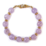 Tyrus Amethyst Bracelet - Museum Shop Collection - Museum Company Photo