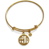 Cartouche Charm Flexible Bracelet - Museum Shop Collection - Museum Company Photo