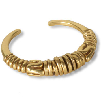Coil Ring Cuff Bracelet - Museum Shop Collection - Museum Company Photo