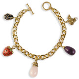 Faberge Charm Bracelet - Museum Shop Collection - Museum Company Photo