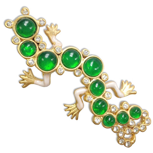 Elizabethan Salamander Brooch - Museum Shop Collection - Museum Company Photo