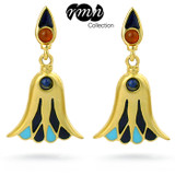 Lotus Earrings - Museum Shop Collection - Museum Company Photo