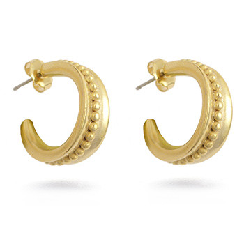 Celtic Hoop Earrings - Museum Shop Collection - Museum Company Photo