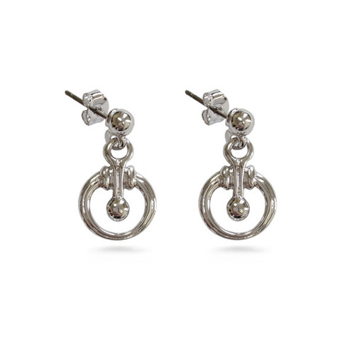 Celtic Link (Middlebie) Earrings - Museum Shop Collection - Museum Company Photo