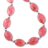 Rose Mist Necklace - Museum Shop Collection - Museum Company Photo