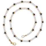 Star and Pearl Necklace - Museum Shop Collection - Museum Company Photo
