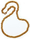 "Annular Gold Bead Necklace, 24"" - Museum Shop Collection - Museum Company Photo"