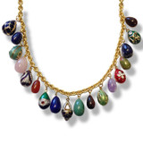 Imperial Egg Necklace - Museum Shop Collection - Museum Company Photo