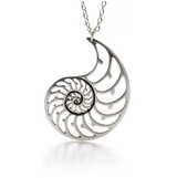 Nautilus Shell Pendant - Museum Shop Collection - Museum Company Photo