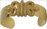 Snake cuff bracelet - Museum Shop Collection - Museum Company Photo