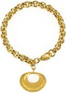 Pre Columbian bracelet, Nose ornament charm - Museum Shop Collection - Museum Company Photo