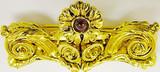 Column pin, Garnet - Museum Shop Collection - Museum Company Photo