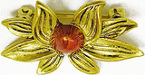 Lotus brooch - Museum Shop Collection - Museum Company Photo
