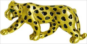 Jaguar  brooch - Museum Shop Collection - Museum Company Photo