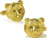 Bear cufflinks - Museum Shop Collection - Museum Company Photo