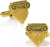 Column  cufflinks - Museum Shop Collection - Museum Company Photo