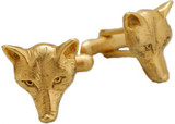 Fox cufflinks - Museum Shop Collection - Museum Company Photo