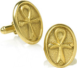 Egyptian Ankh cufflinks - Museum Shop Collection - Museum Company Photo