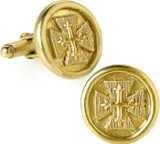 BYZANTINE - Cross cufflinks - Museum Shop Collection - Museum Company Photo